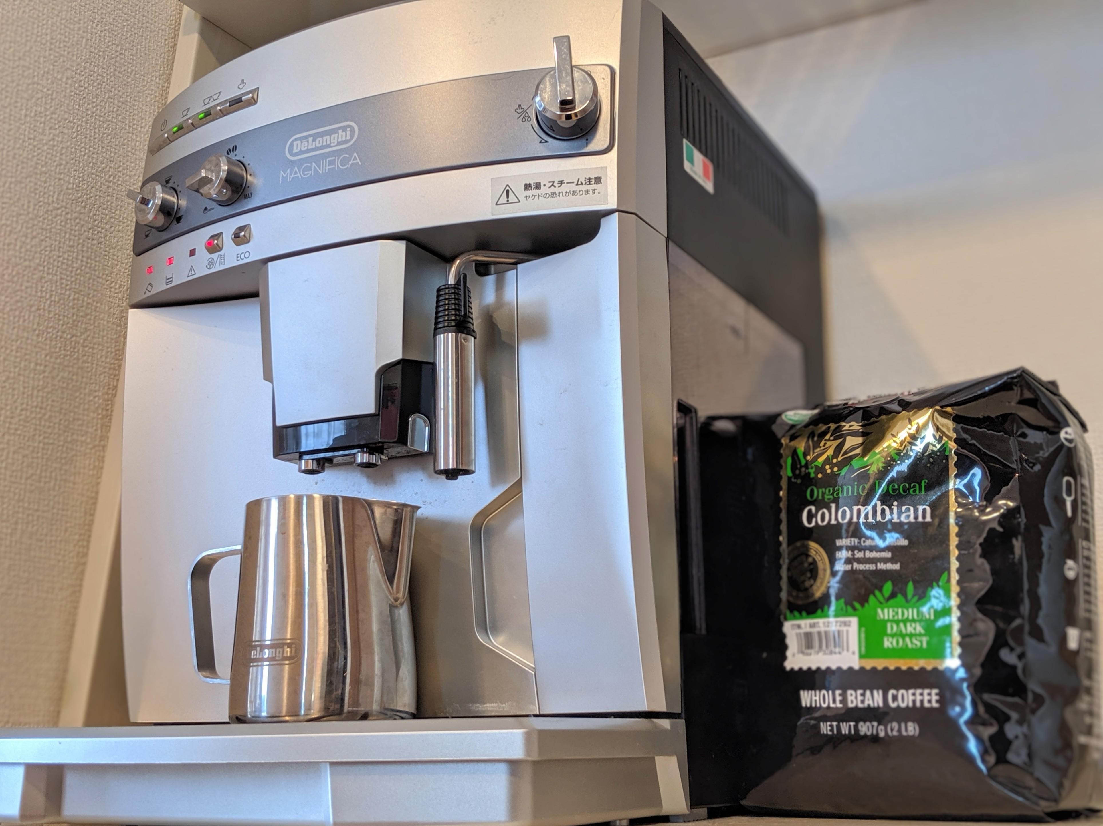 デロンギ マグニフィカ コーヒーメーカー